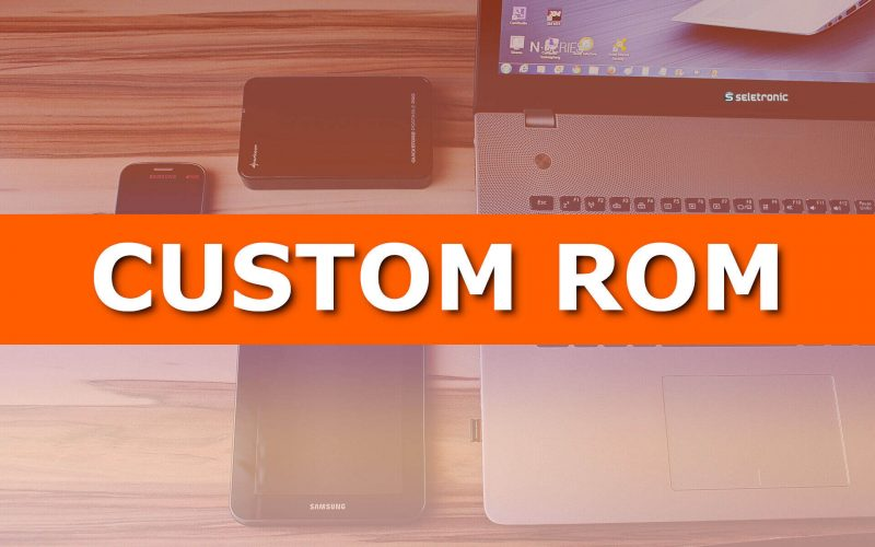 Imagem de What is a custom ROM