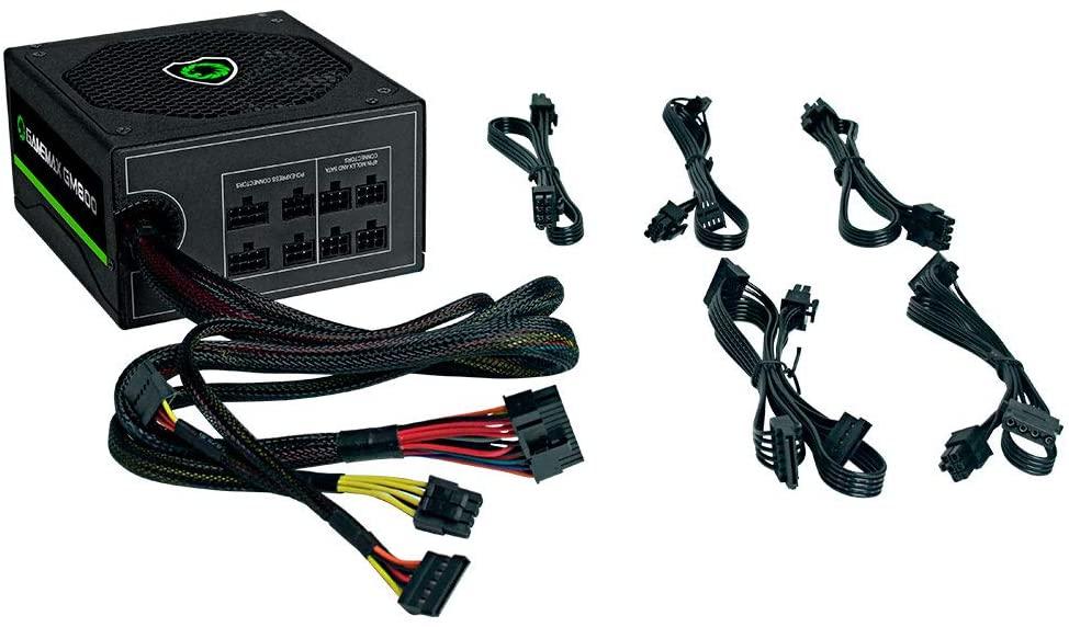 Gamemax 800W Real 80 PLUS ATX Power Supply