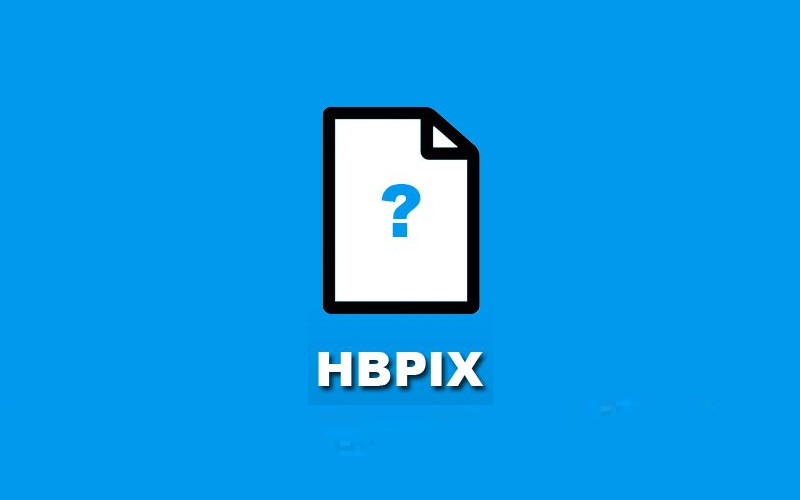 "Imagem de Does the automatically downloaded ""hbpix"" file contain a virus?"