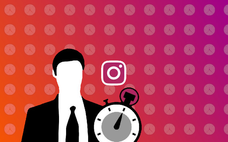 Imagem de How long does it take to reactivate your Instagram account?