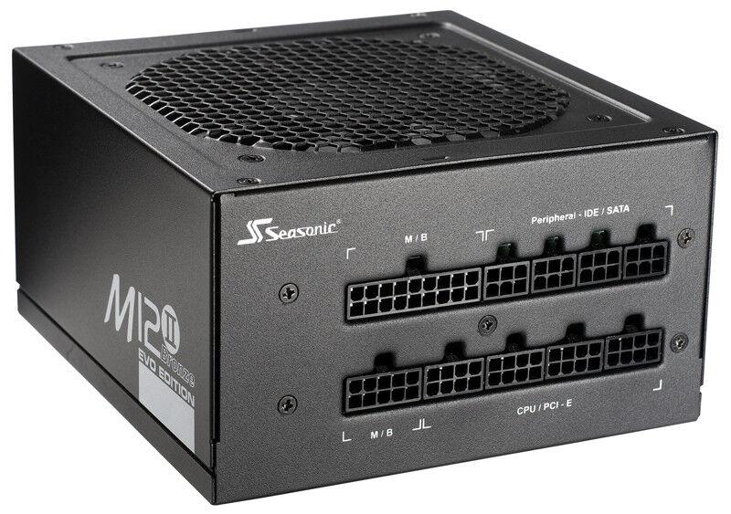 Seasonic M12II Evo - 620W power supply