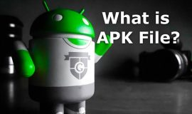 Imagem de What is an APK file?