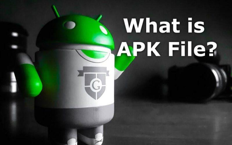 Imagem de What is an APK file?