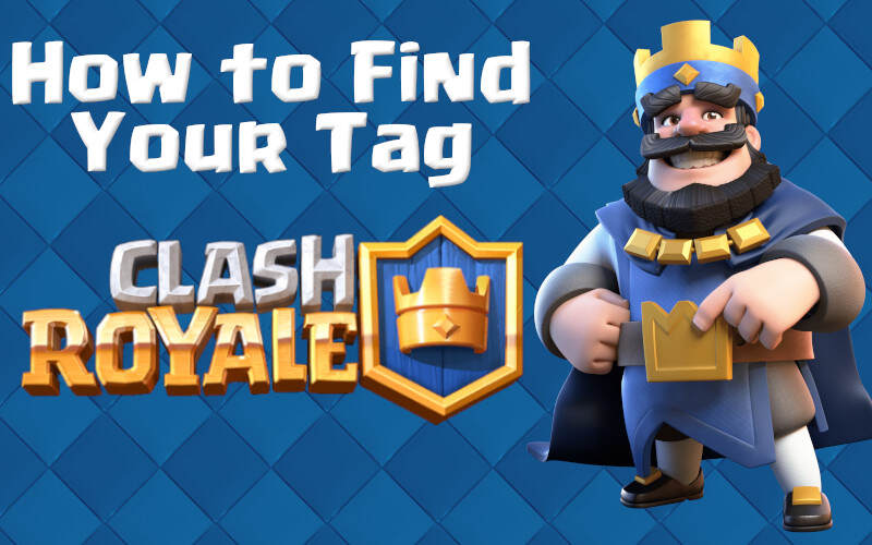 Imagem de How to find your player tag in Clash Royale