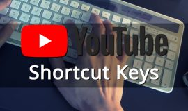 Imagem de 20 Youtube Shortcut Keys for you to master the Player