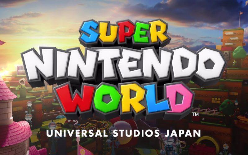 Imagem de Super Nintendo World – Nintendo Park opens in February 2021