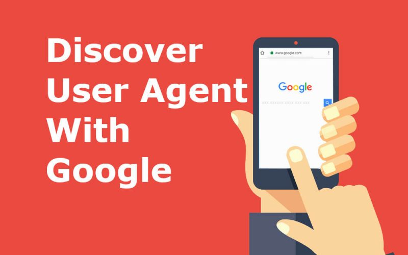 Imagem de What is my user agent? Use Google to discover!