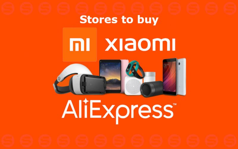 Imagem de See which store to buy Xiaomi on AliExpress