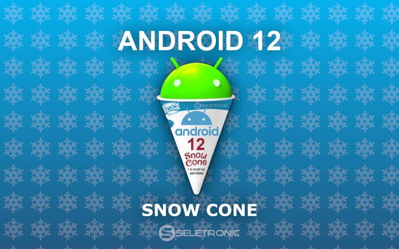 Imagem de Android 12 also has a dessert name! Check out